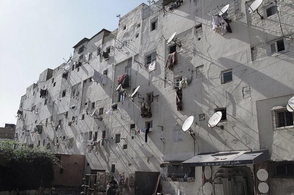 Carriere Centrale Housing Units Nid D Abeille Casablanca