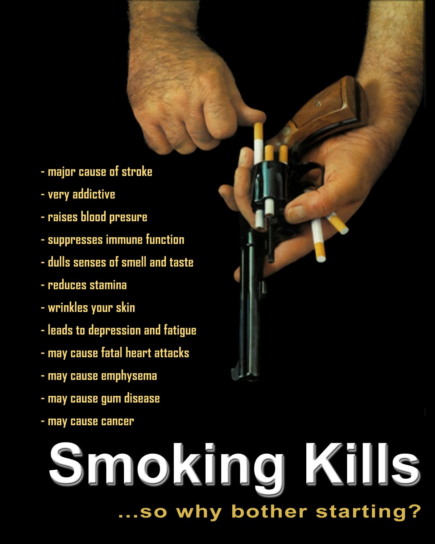 Smoking Kills Stock Photo   Getty Images