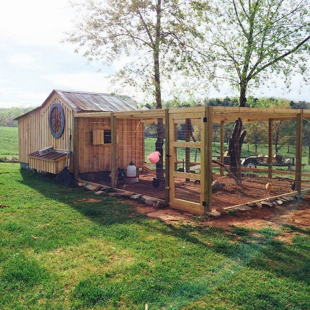 10+ DIY Backyard Chicken Coop Plans On A Budget