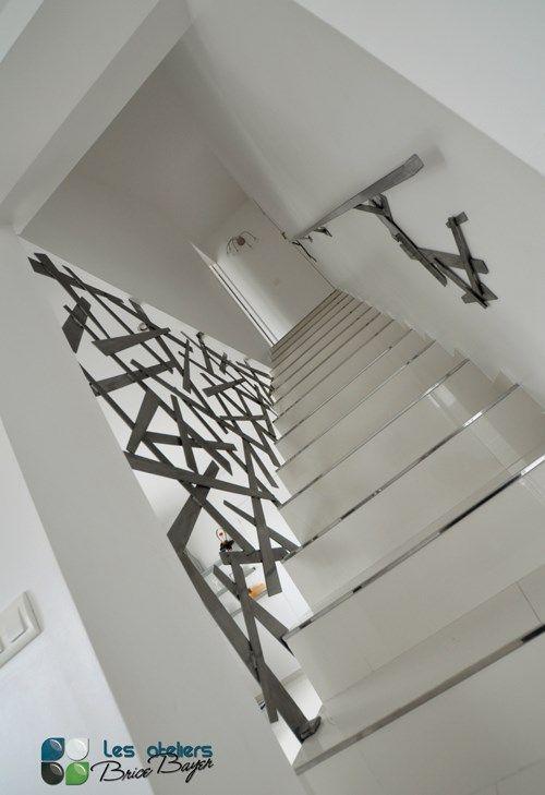 Les Ateliers Brice Bayer - Architecture d\'intérieur- garde corps en ...
