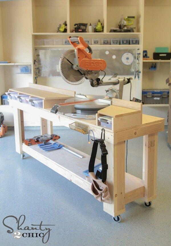 201 Tabli Pour Scie 224 Onglet Plans De Meubles Projets De Menuiserie Faciles Plan De Travail Diy