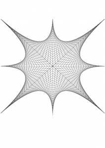 String Art, Bezier Curves, Picasso, and me | Math teaching