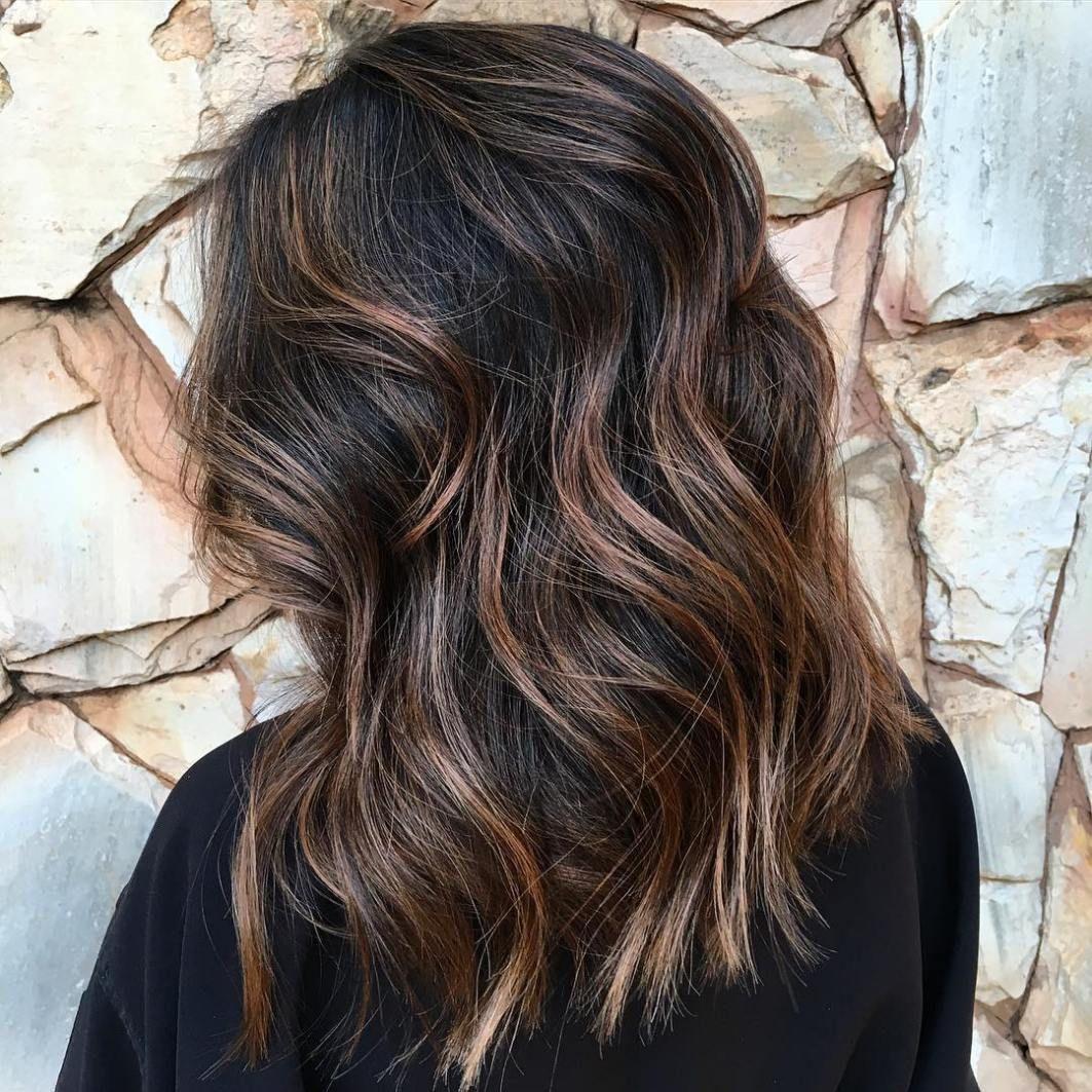 50 Chocolate Brown Hair Color Ideas For Brunettes Black Hair Hair