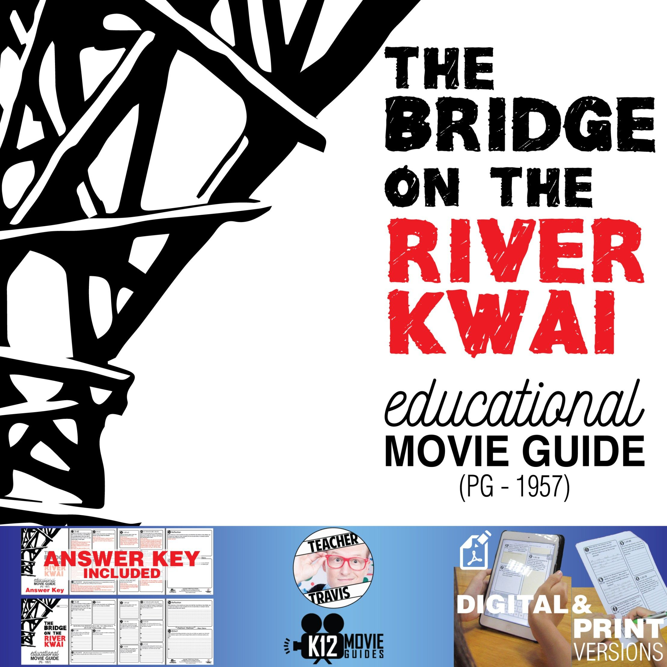 The Bridge On The River Kwai Movie Guide