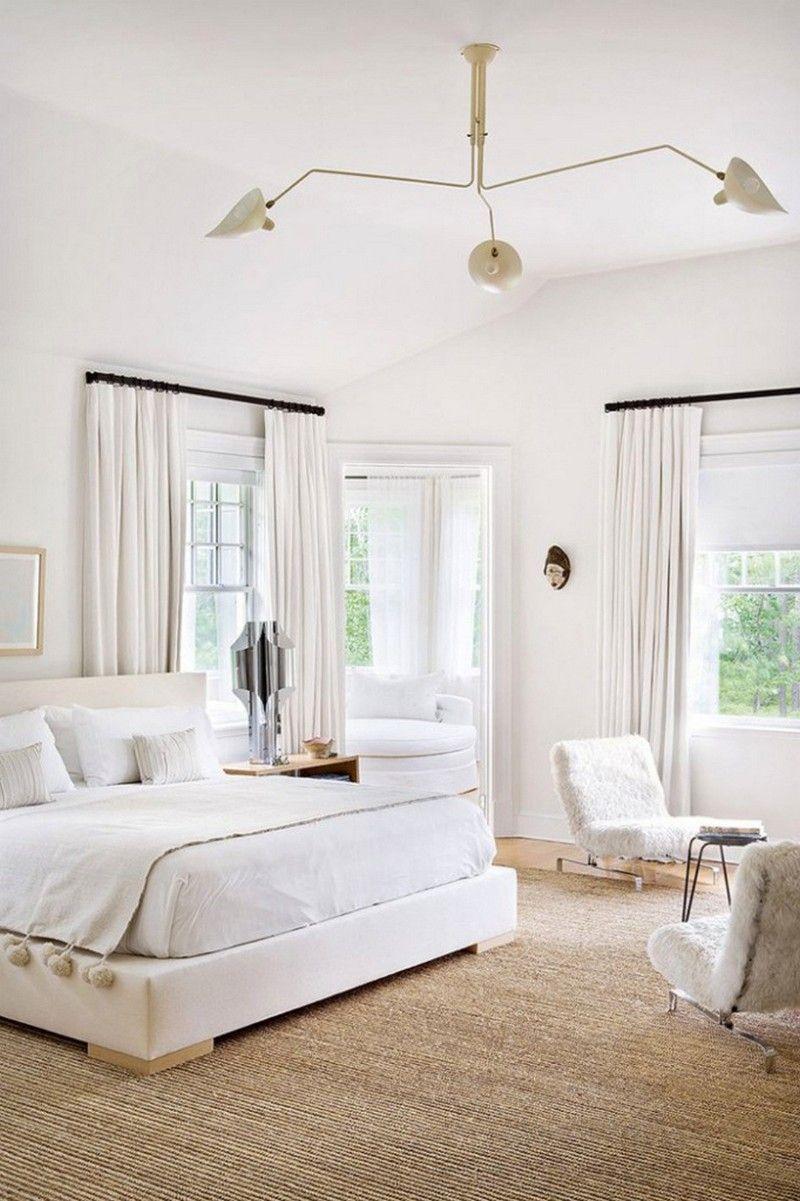 10 Alle weißen Schlafzimmer für 2018 (mit Bildern