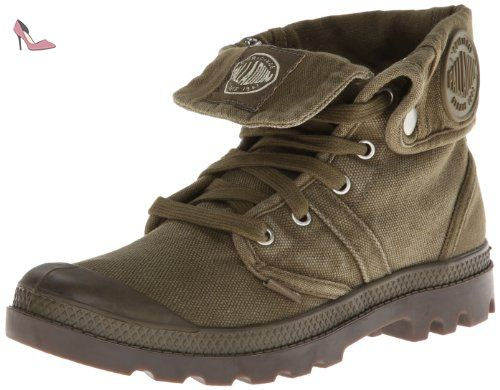 Pallabrouse BaggySneakers HommeVertdk Palladium Basses Olive 4RAjqc35LS