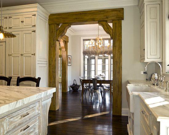 Corbels In Doorway Design, Pictures, Remodel, Decor And Ideas