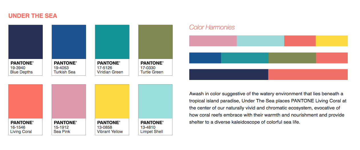 pin by michelle booth on cmyk rgb color of the year live coral pantone 3275 8 c