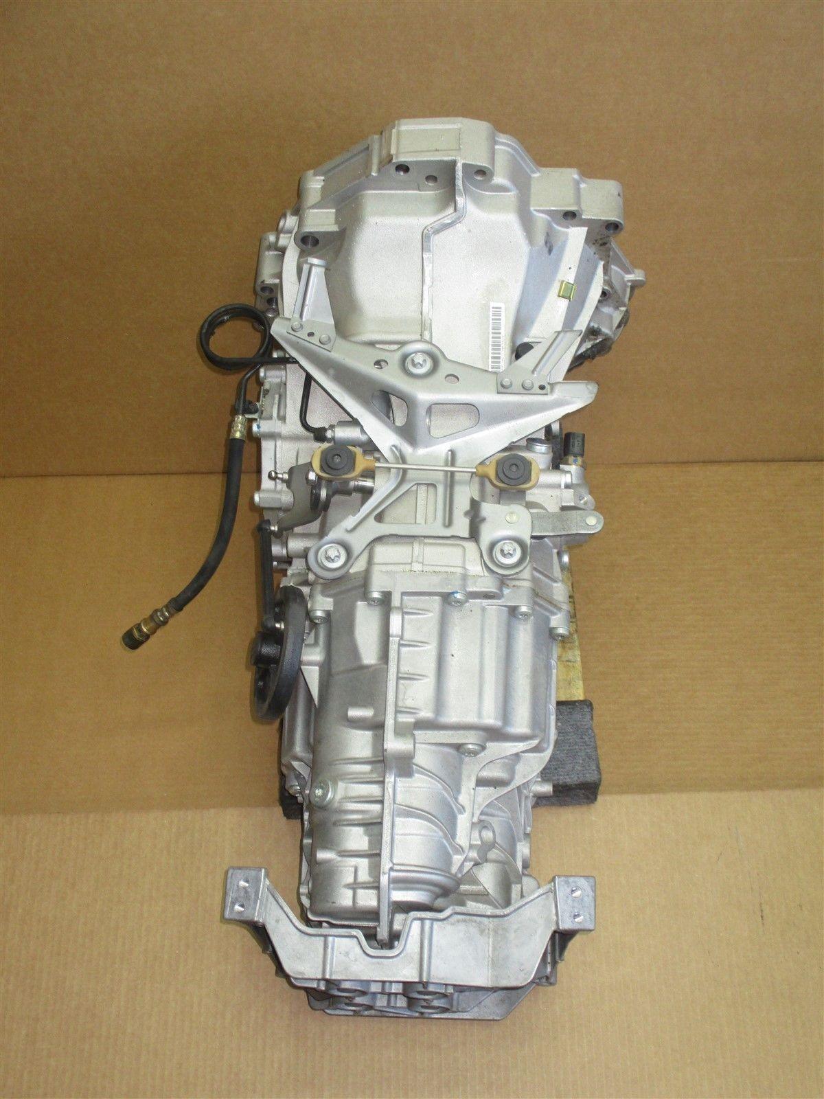 08 Boxster S RWD Porsche 987 6 SPEED MANUAL TRANSMISSION GEAR BOX G87.21  56,346 | eBay
