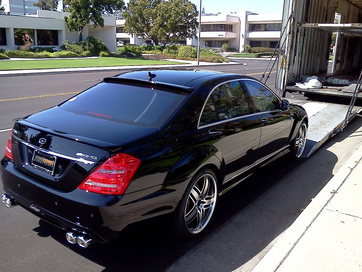 Lorinser Mercedes Benz S63 W221 Mercedes Benz Mercedes S550