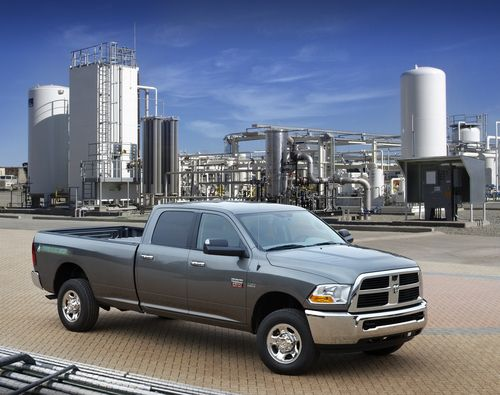 http://media.chrysler.com/newsrelease.do?id=12067&mid=2    Ram to Build North America's Only OEM Compressed Natural Gas-powered Pickup!!