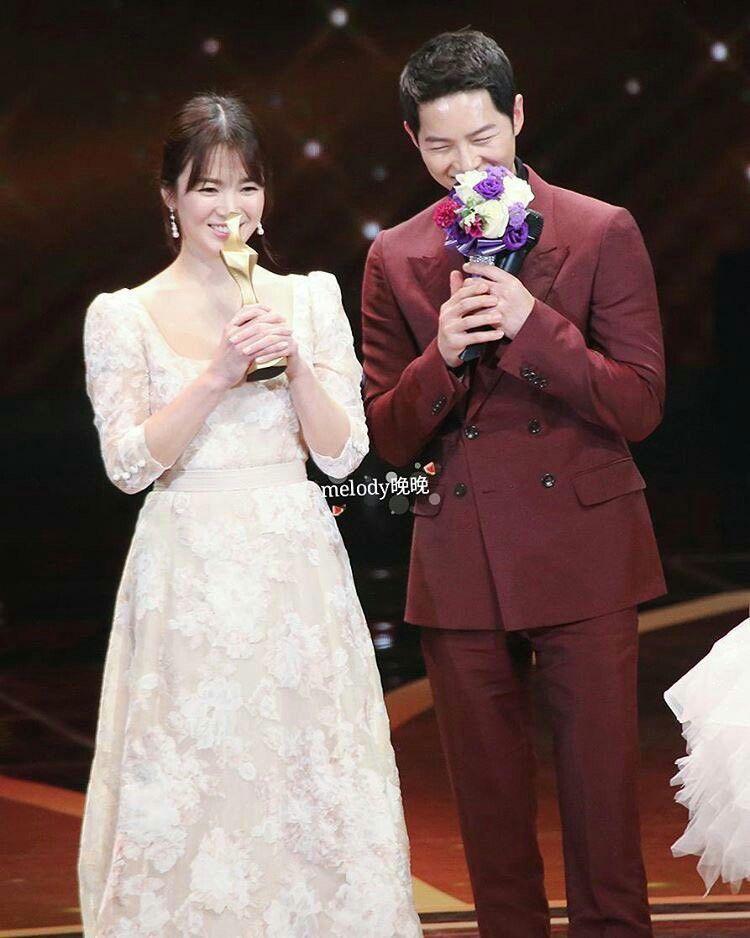 My Songsong Couple Song Hye Kyo Joong Ki