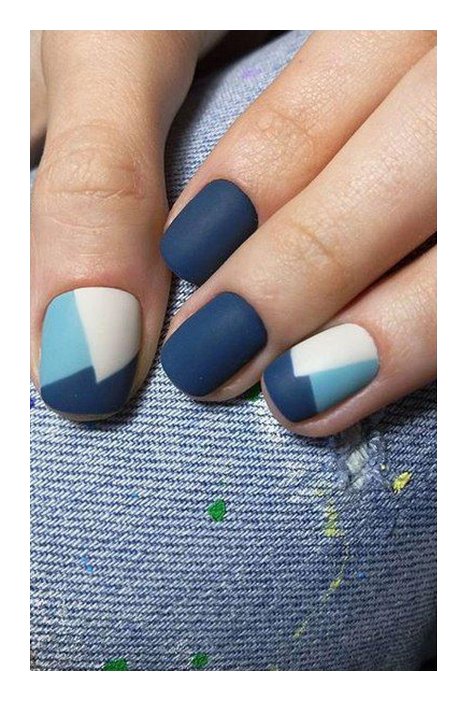 Manicuras Elegantes Para Esta Temporada Unas Pinterest Unas - Manicuras-elegantes
