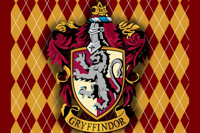 What Is Your Hogwarts House Harry Potter Gryffindor Logo Custom Harry Potter Gryffindor