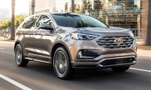 Ford Edge Hybrid Specs Release Price  Ford Edge Hybrid Completed Cross Over Various Ford Is Getting An Update For The Year
