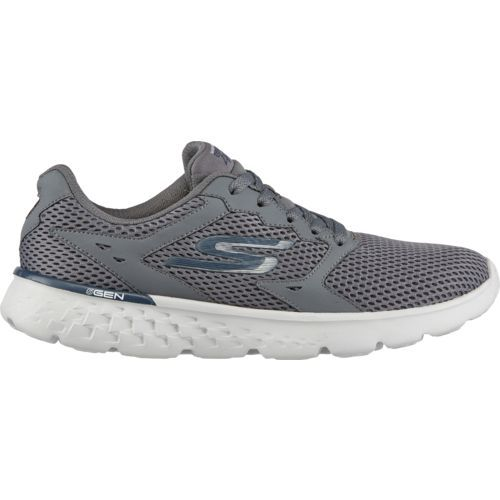 Skechers Men's GOrun 400 Running Shoes (Grey/Navy, Size 11) - Men's Active  Shoes at Academy Sports
