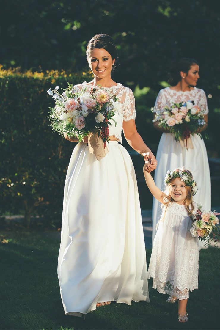 bridesmaid dress ideas you and your girls will love boho