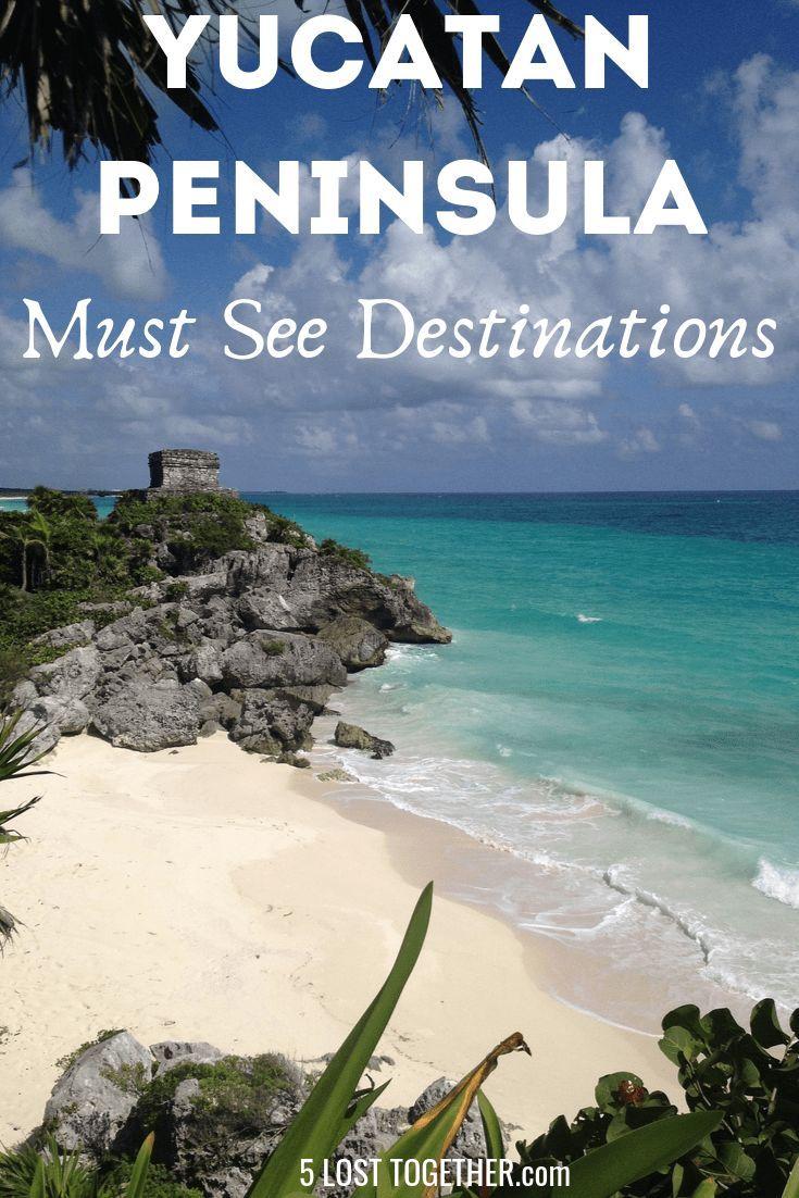 Independent Yucatan Peninsula Trip & Itinerary Ideas