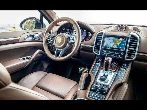 porsche cayenne turbo s 2015 interior google suche