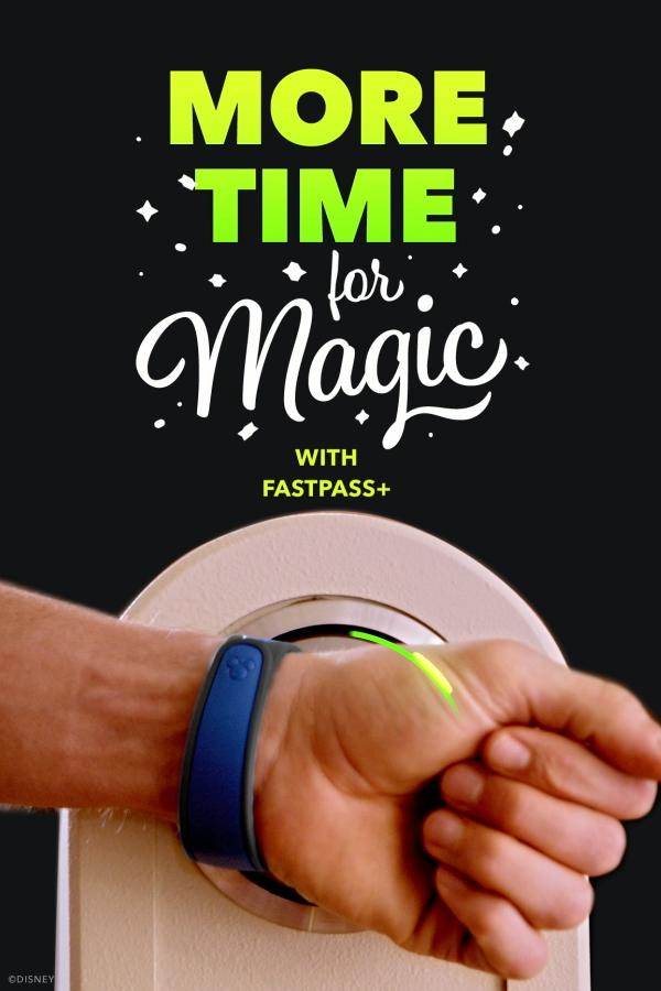 FastPass+ Planning