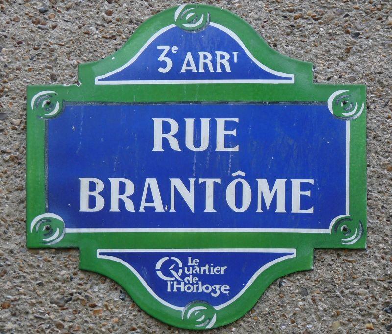 Rue brant me rue de paris paris ile de france rue - Immatriculation chambre des metiers ...