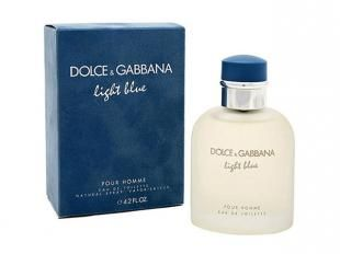 Dolce   Gabbana Light Blue pour Homme - Perfume Masculino Eau de Toilette  125 ml 125 ml 2393d91775