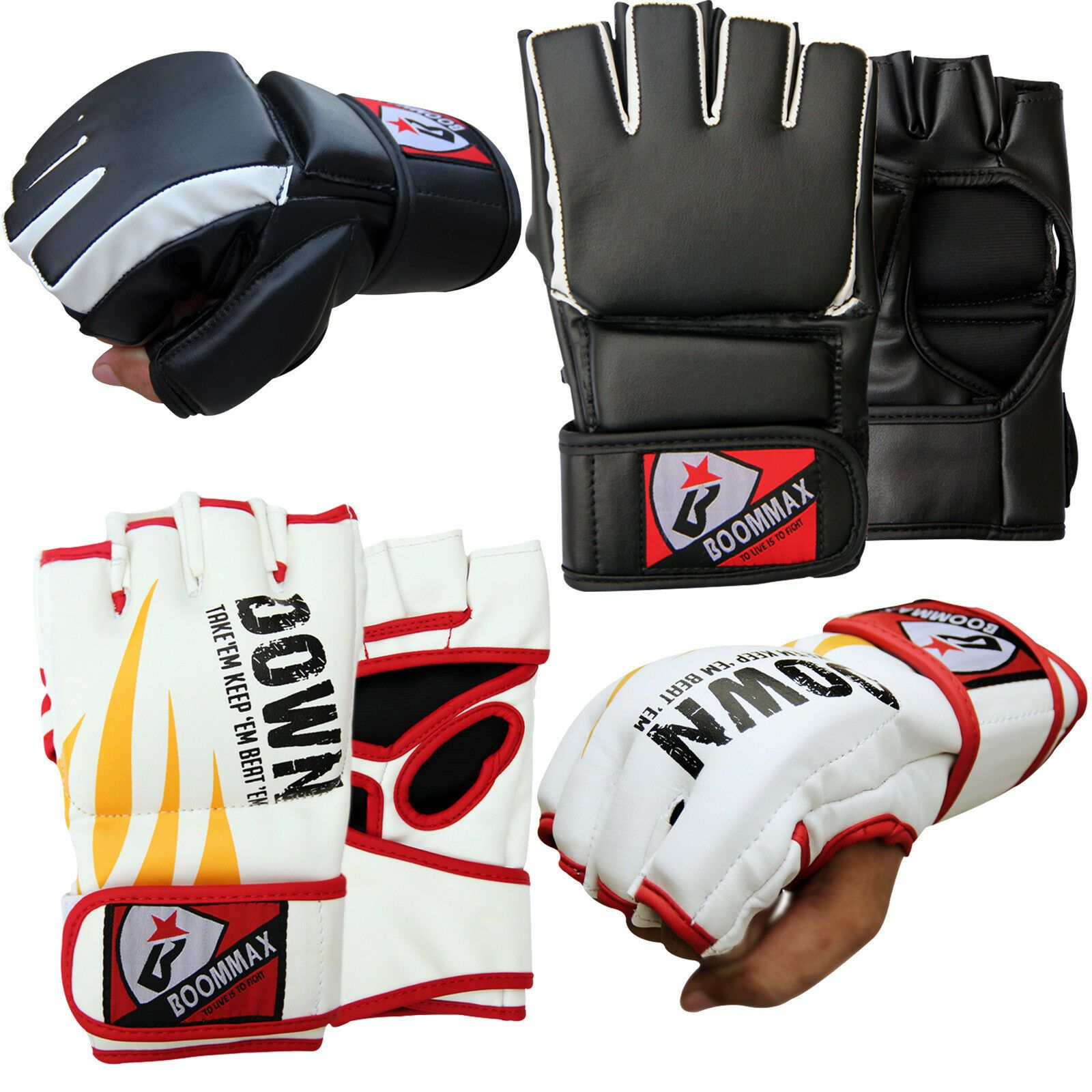 Last Punch Boxing MMA Gloves Punching Bag Training Kickboxing Fight Sparring UFC