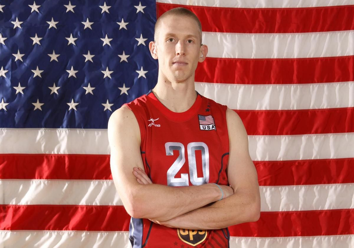 Uci Alum 6 7 Mb David Smith 2003 07 Made The 2016 Usa Men S Volleyball Olympic Team For The Rio Brazil Games Mens Volleyball Olympic Team Olympics
