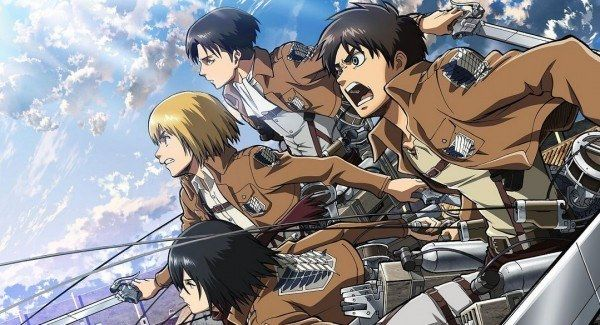 28 Animes To Watch If You Ve Never Seen Anime Animes To Watch Attack On Titan Season Titans Anime