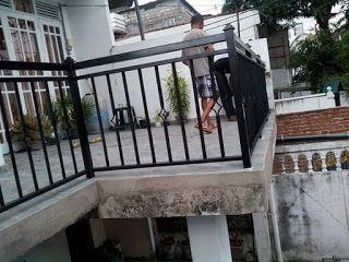 Ushan Engineering: Balcony railing designs - Steel Balcony ...