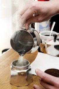 kahvivesi