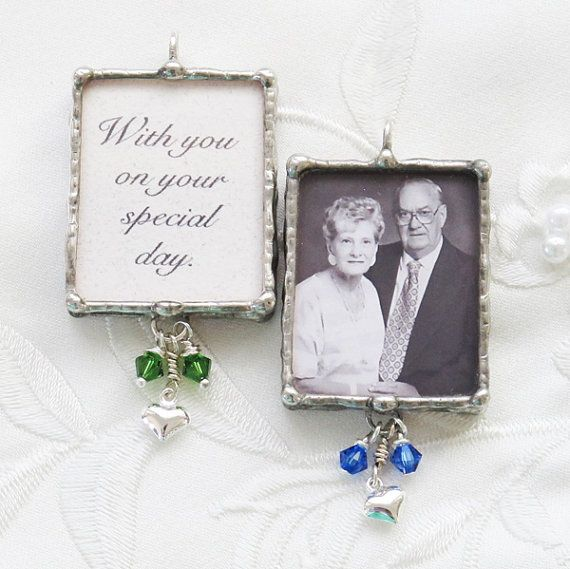 Memory Charms For The Bridal
