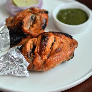 Tandoori chicken recipe oven baked tandoori chicken food food forumfinder Image collections