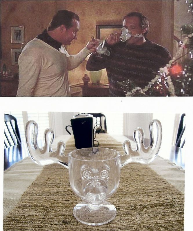Cousin Eddie Moose Mug : cousin, eddie, moose, Christmas, Vacation, Moose, Mugs,, Vacation,