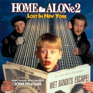 Home alone 2   All alone on christmas, Home alone, Tv show music