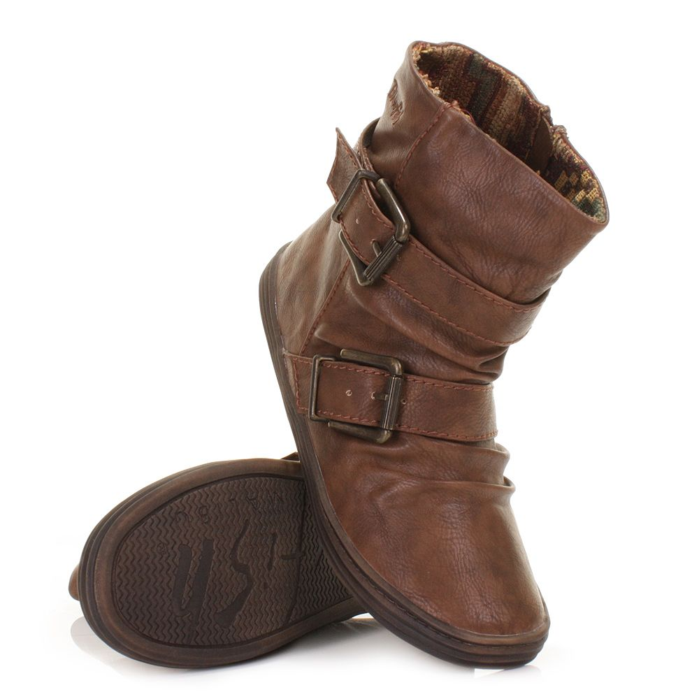Blowfish Ankle Womens Boots | These boots r made 4 walkn ...