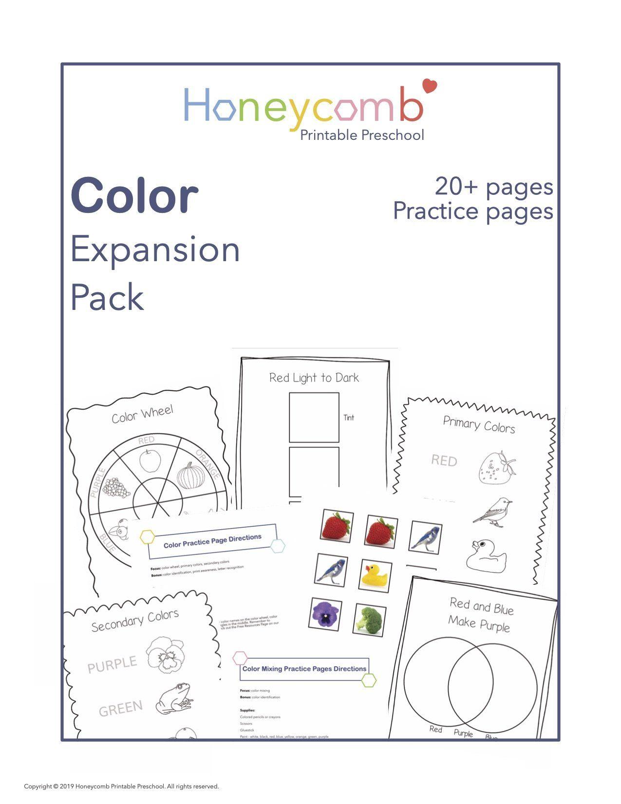 Expansion Color Pack