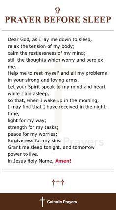 Sleep peacefully and meditate on the words of God I Sleep Wind Down