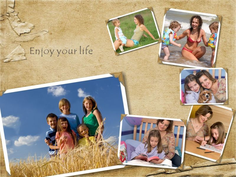Picture Collage Maker for Mac and iPhone {review} Iphone