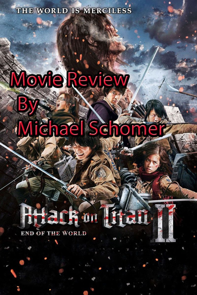 Attack On Titan Part 2 Movie Review Movies 2 Movie Attack On Titan
