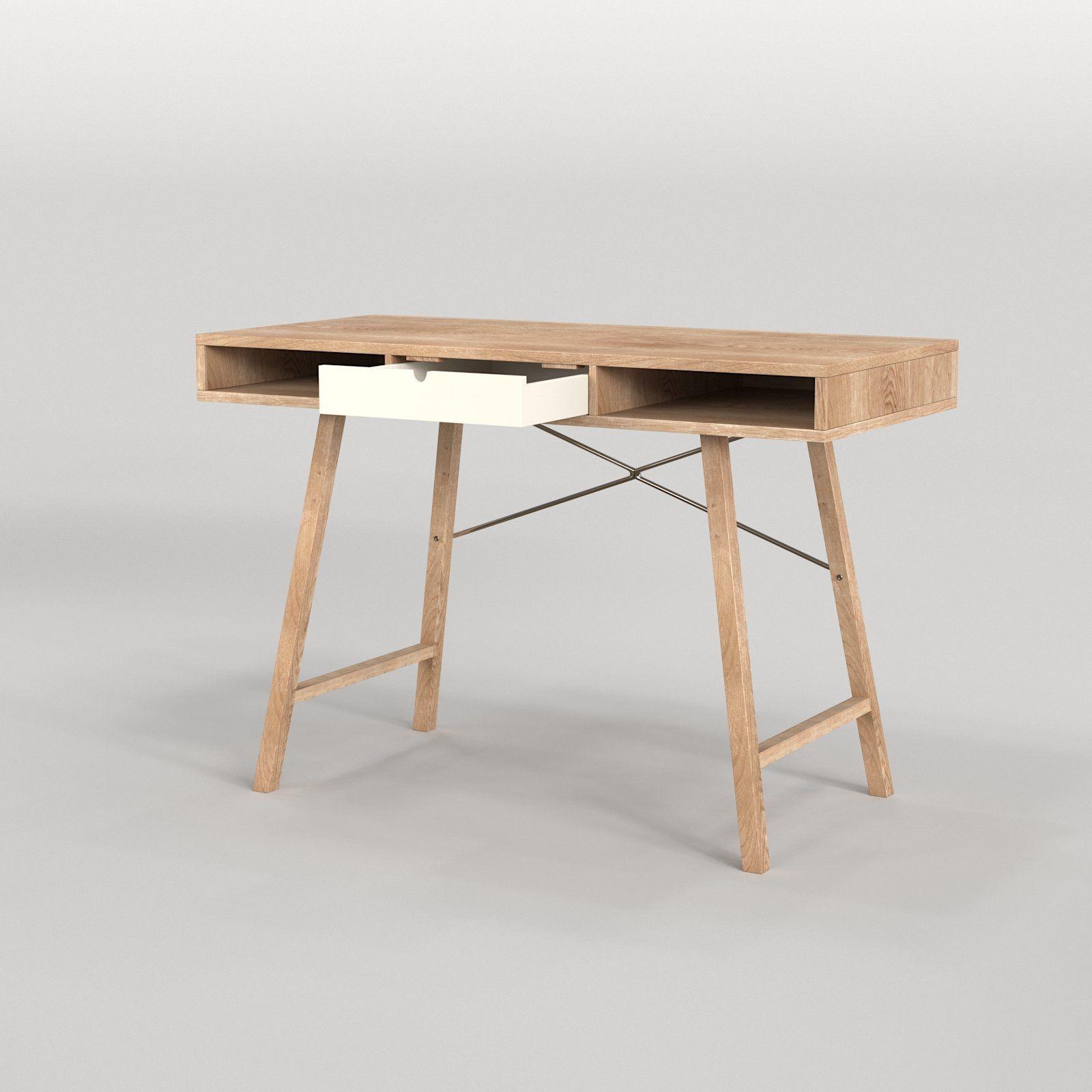 Scandinavian Desk 05 Scandinavian Desk Scandinavian Booth Design
