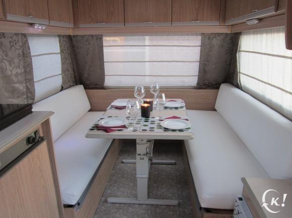 Eindstop gordijn - Camper & Caravan onderdelen, Dethelffs, Hobby ...