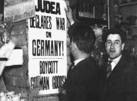 Image result for jewish boycott of germany