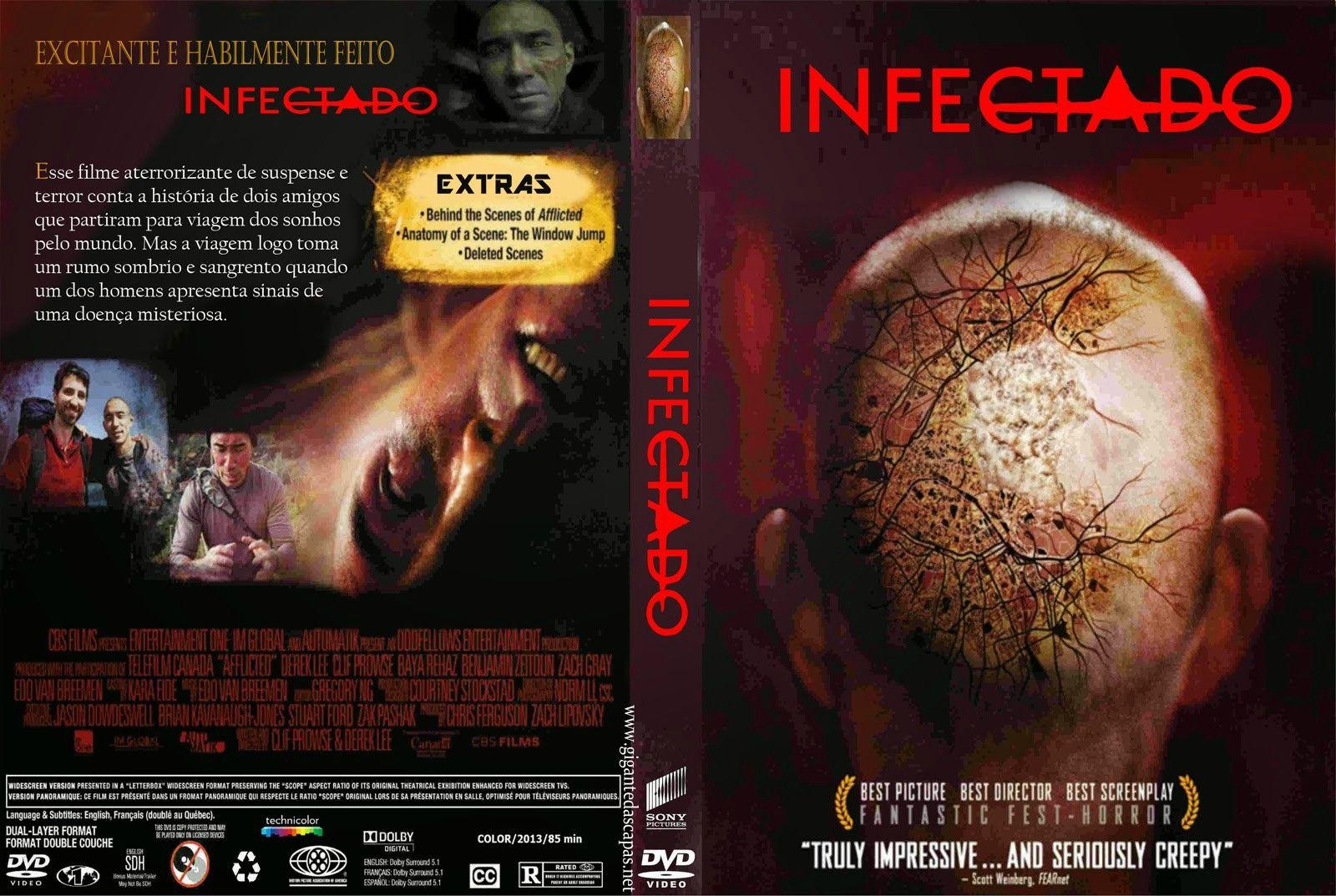 Infectado 2014 Filmes De Terror Filmes Sonhos