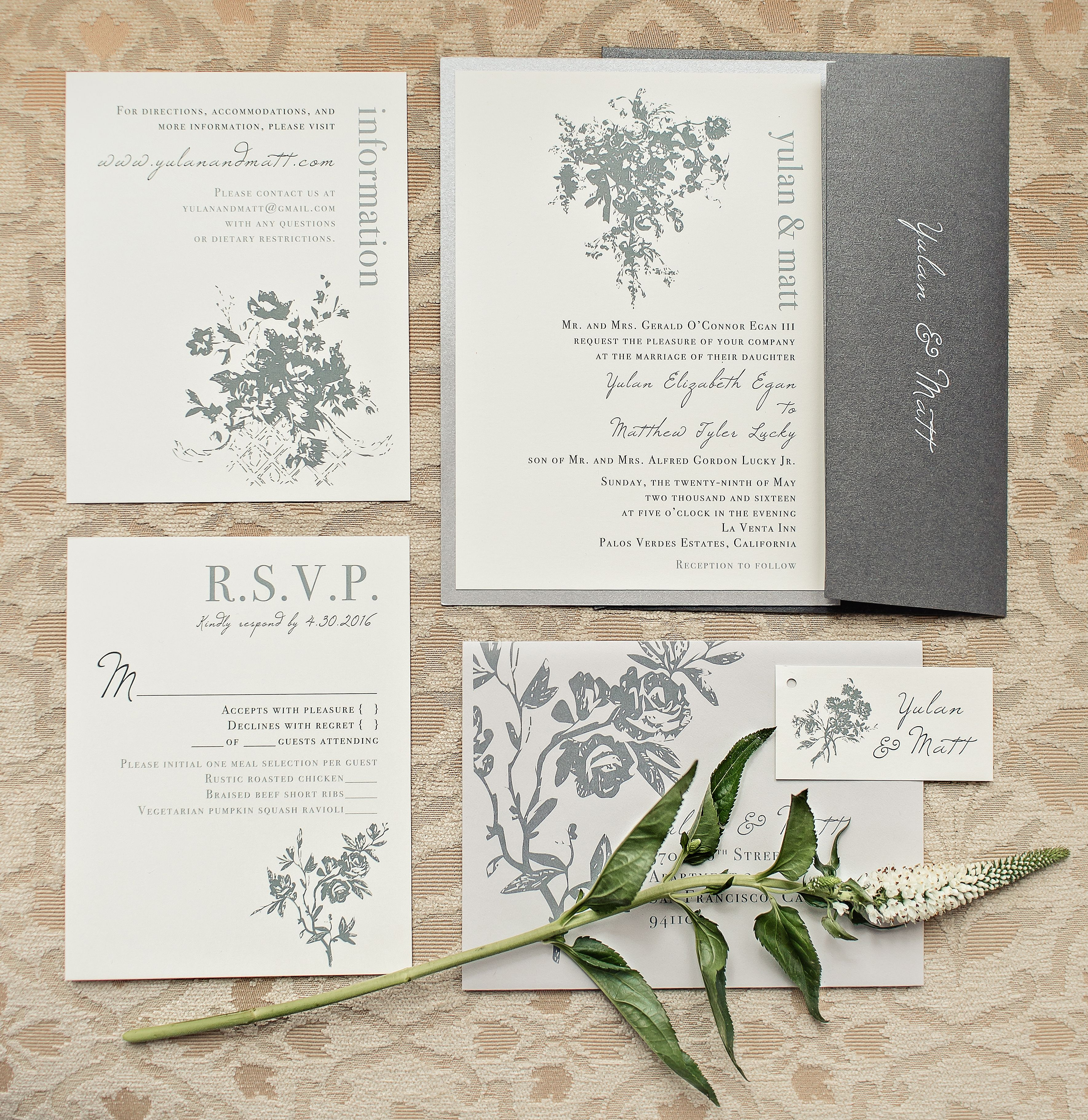 Tips and Tricks for Mailing Wedding Invites - Beacon Lane Blog ...
