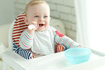 There are a lot of myths around transitioning babies to solid food. Pediatrician parents and the authors of The Pediatrician's Guide to Feeding Babies and Toddlers separate fact from fiction.