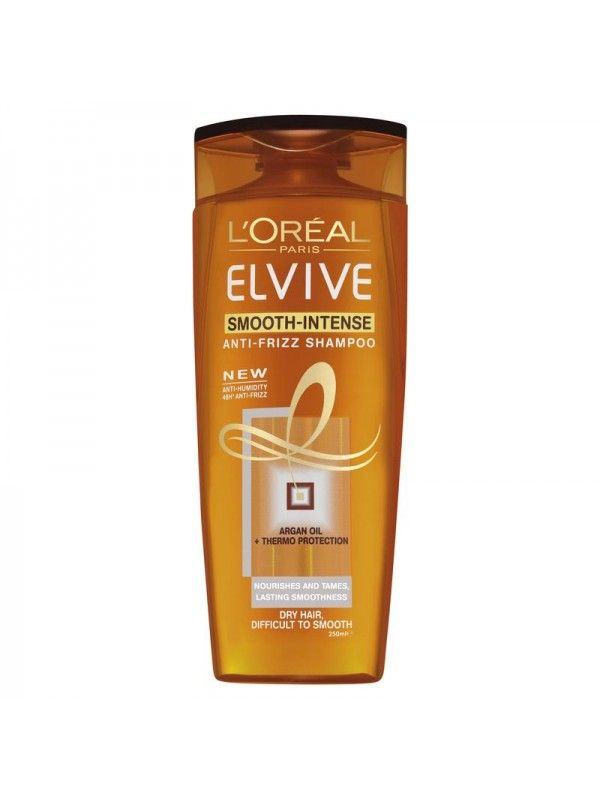 L Oreal Smooth Intense Shampoo The Combination Of Conditioner