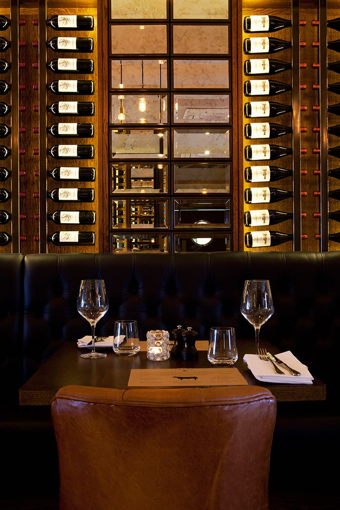 Prime Steak And Grill St Albans Restaurant Branding And Interior Design By Designlsm Phot Steakhouse Restaurant Design Steakhouse Design Restaurant Interior