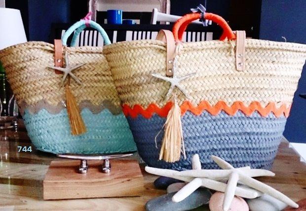 Pin En Capazos Beach Bags