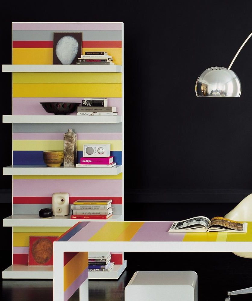 Office shelving Stripes Collection by FANTONI Office
